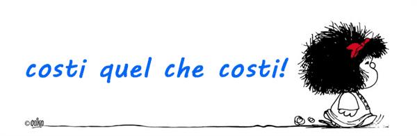 costi quel che costi